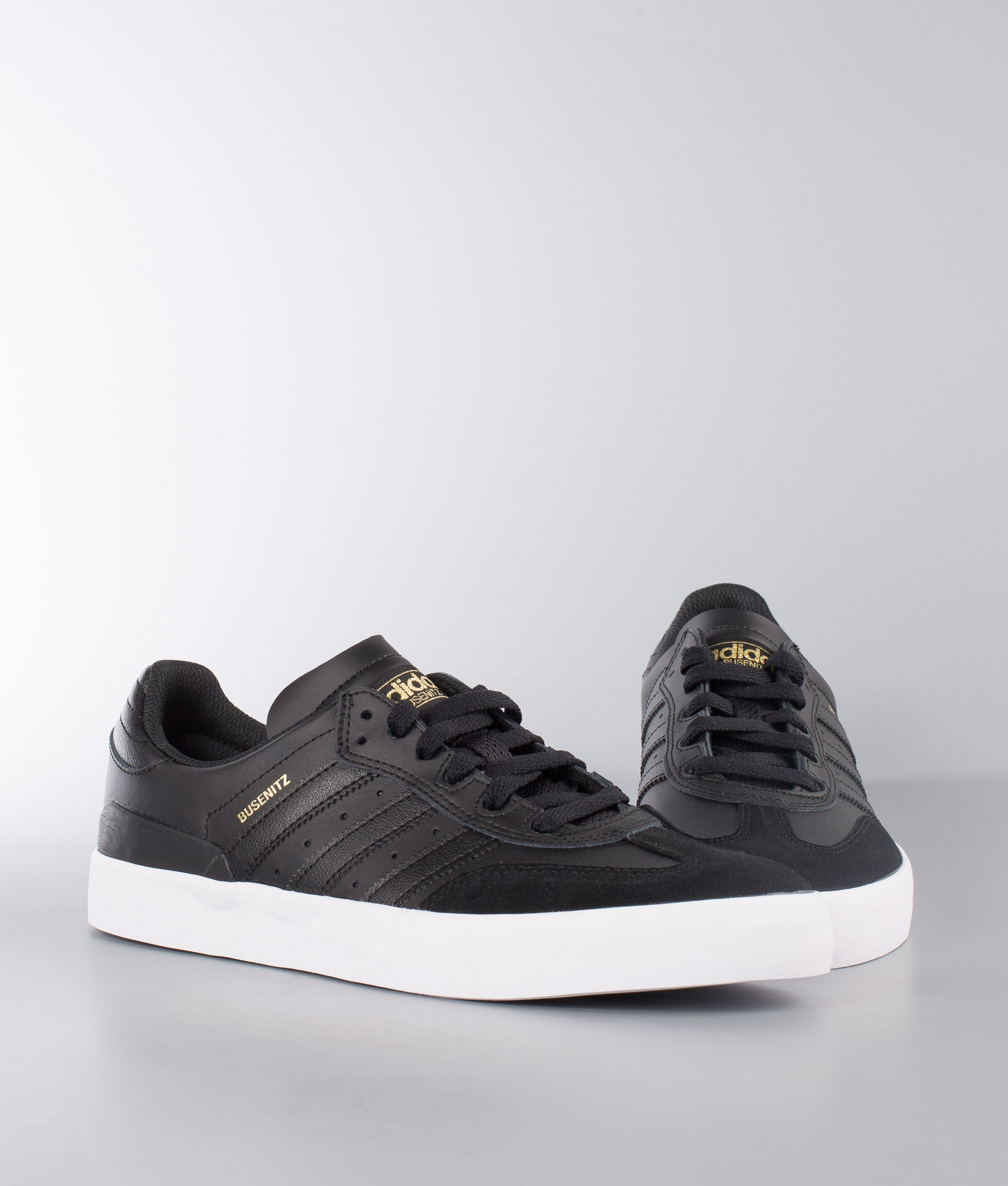 Adidas Skateboarding Busenitz Vulc Rx Schuhe Core BlackCore BlackFtwr White