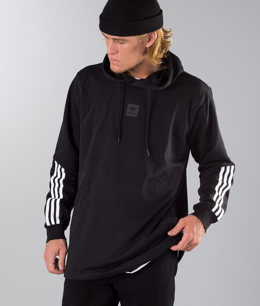 Adidas Skateboarding Cornered Hood Black/White/Blkref