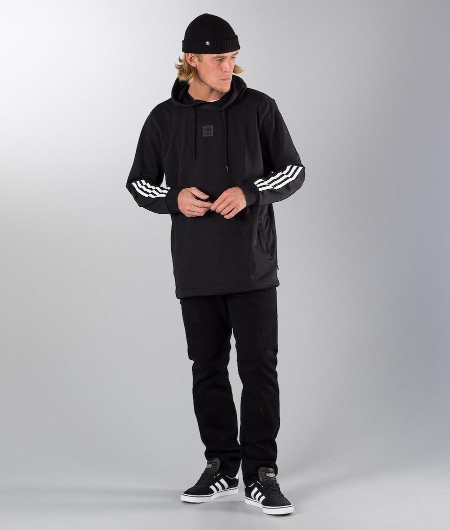 Adidas Skateboarding Cornered Hood Black/White/Blkref