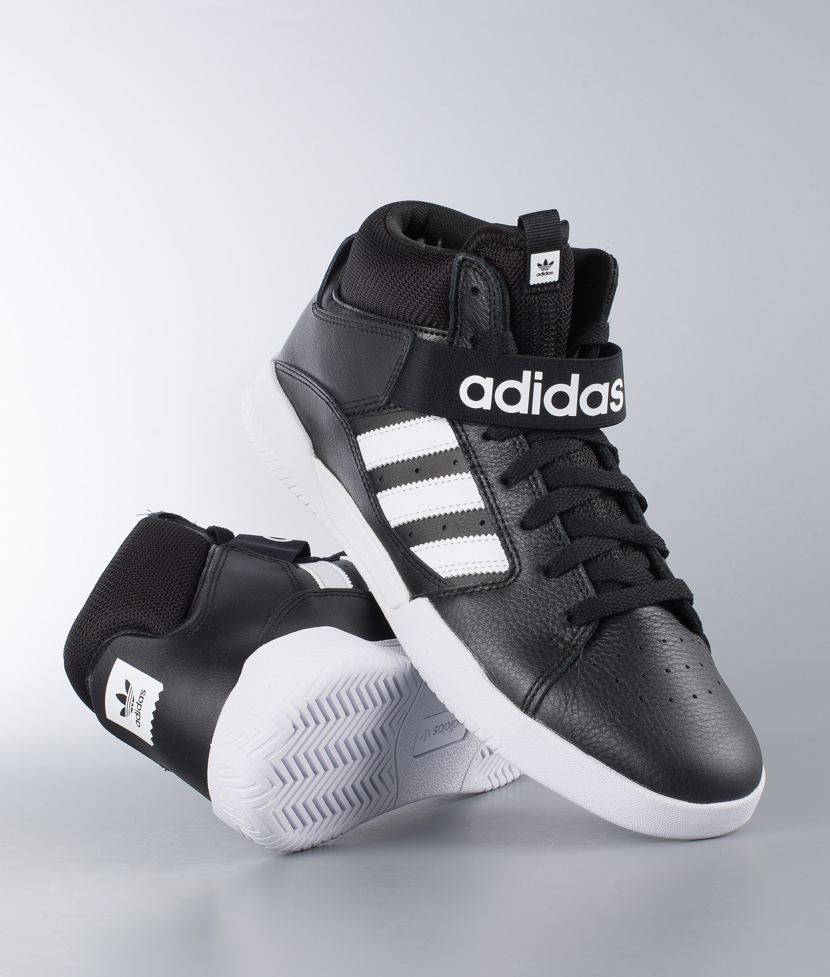 55f2f671e4ee Adidas Skateboarding Vrx Mid Shoes Black. Core Black Ftwr White Ftwr White