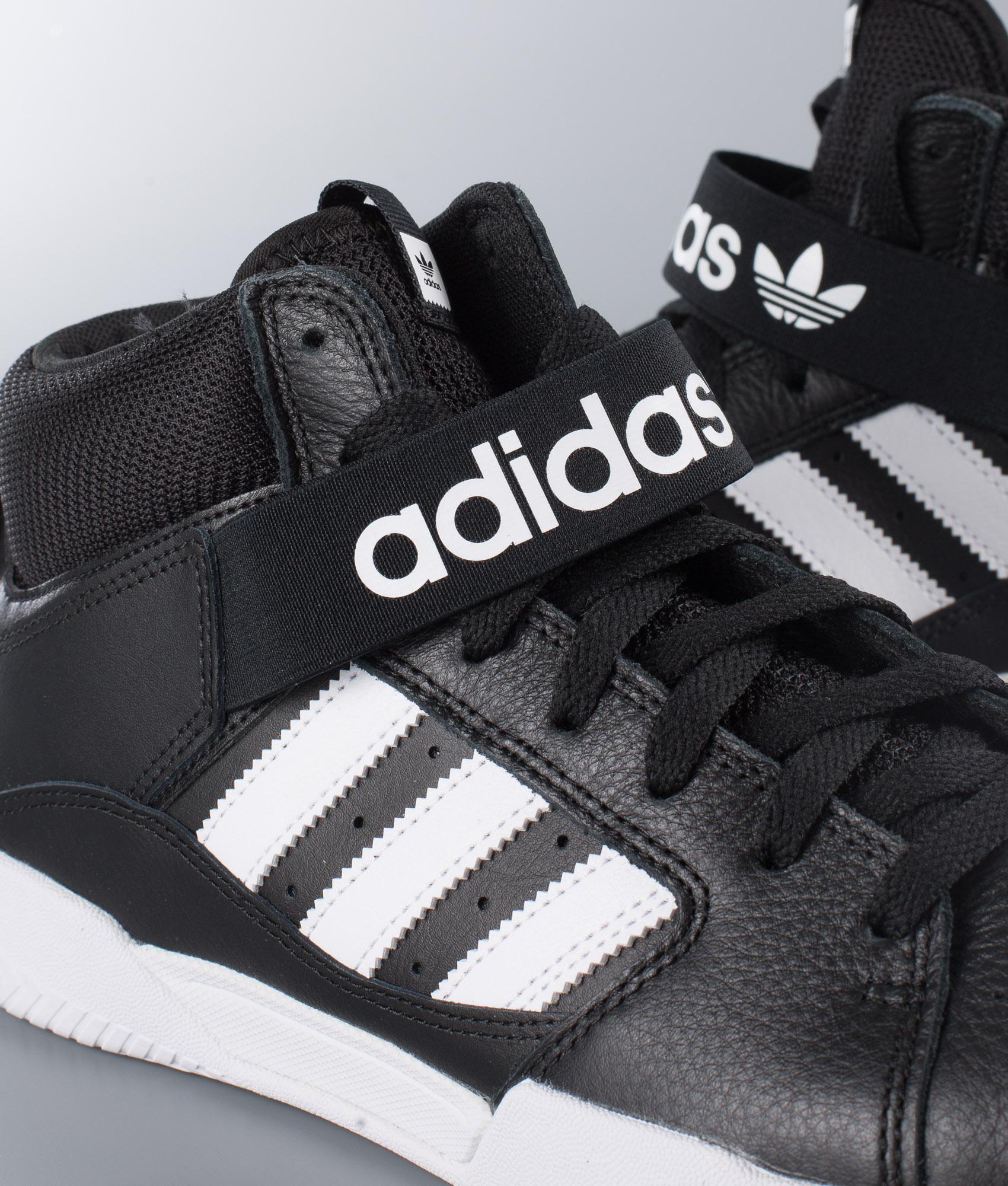 Adidas Skateboarding Vrx Mid Sko Core BlackFtwr WhiteFtwr White