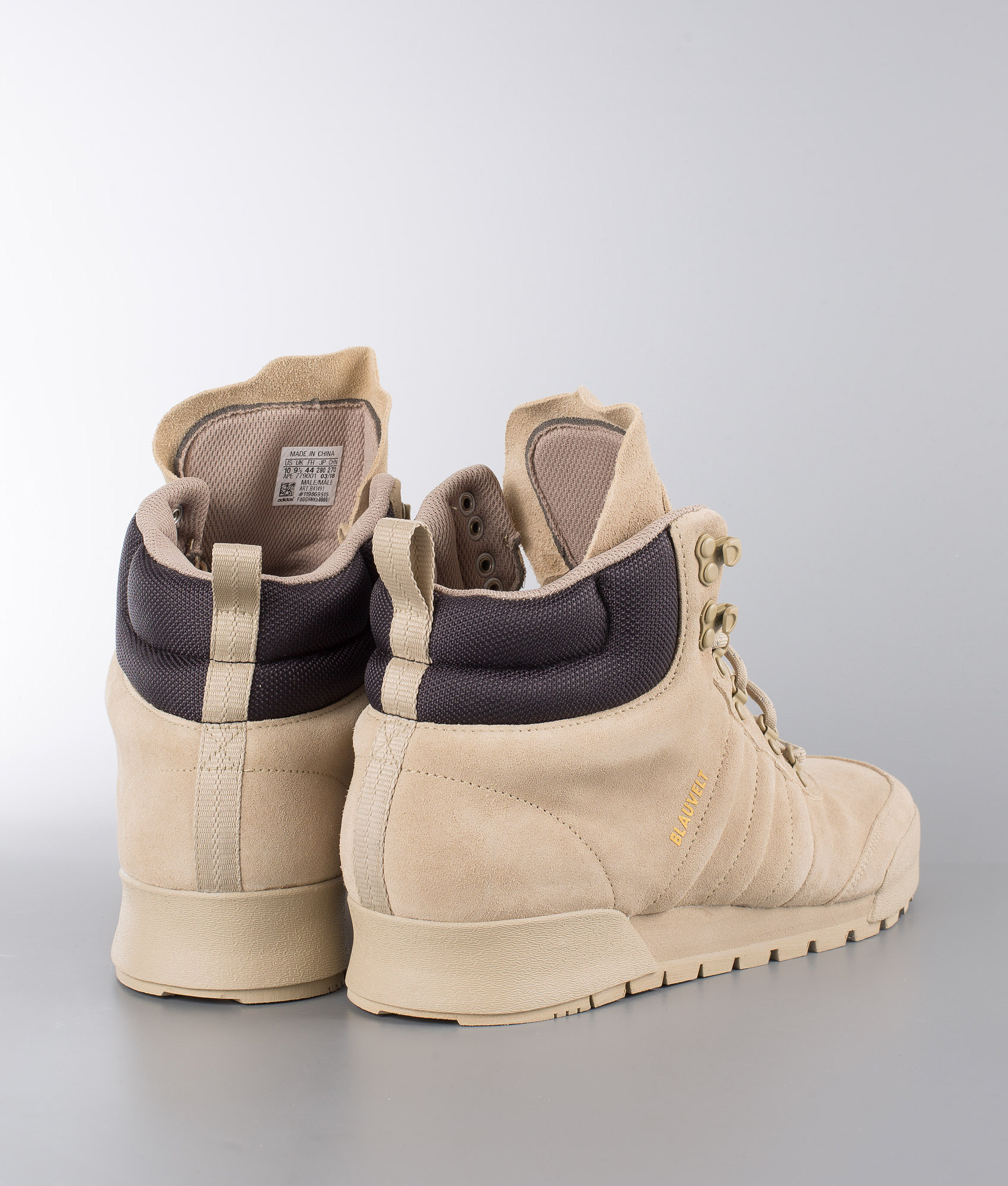 6c96545de04 Adidas Skateboarding Jake Boot 2.0 Shoes Raw Gold/Core Black/Goldmt