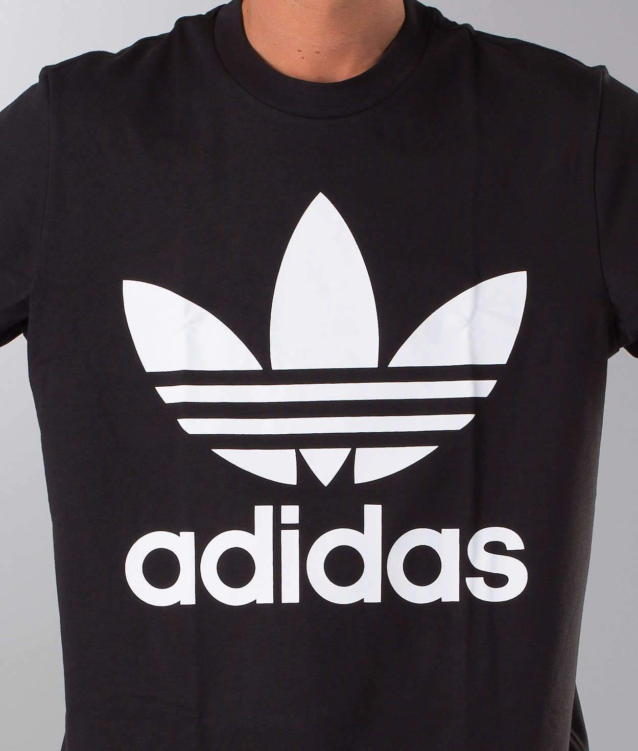 799321637930 Adidas Originals Oversized T-shirt Black - Ridestore.com