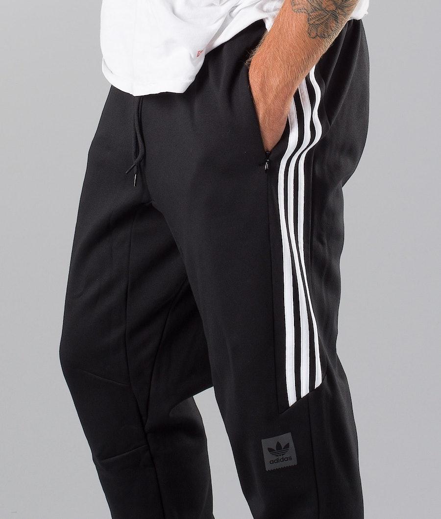 Adidas Skateboarding Tech Sweatpant Bukser Black/White