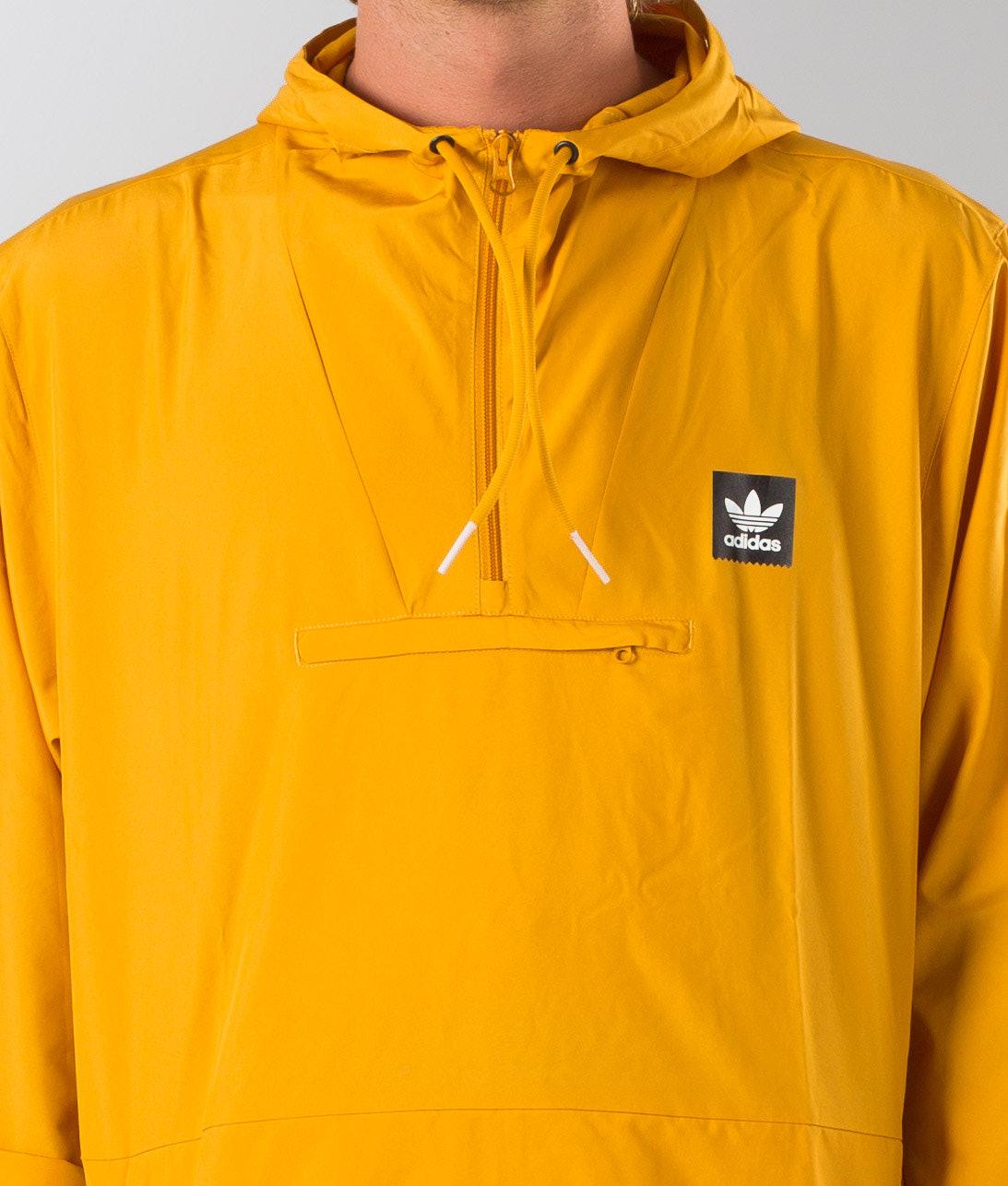 cbf19c4edfe9 Adidas Skateboarding Hip Jacket Tactile Yellow - Ridestore.com