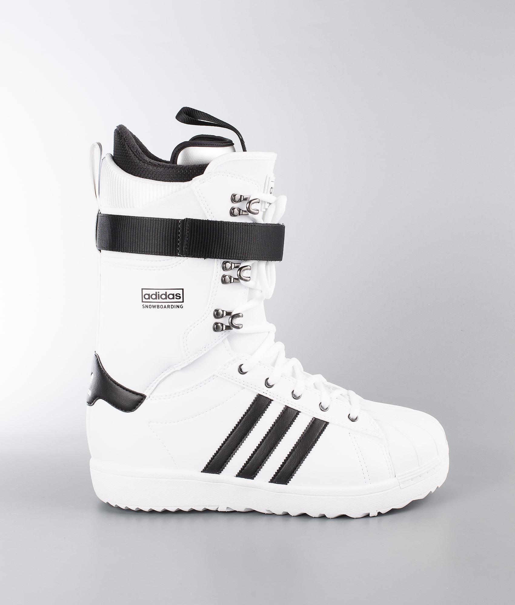 1cf8ddafc6 Adidas Snowboarding Superstar Adv Snowboard Boots Ftwr White Core ...