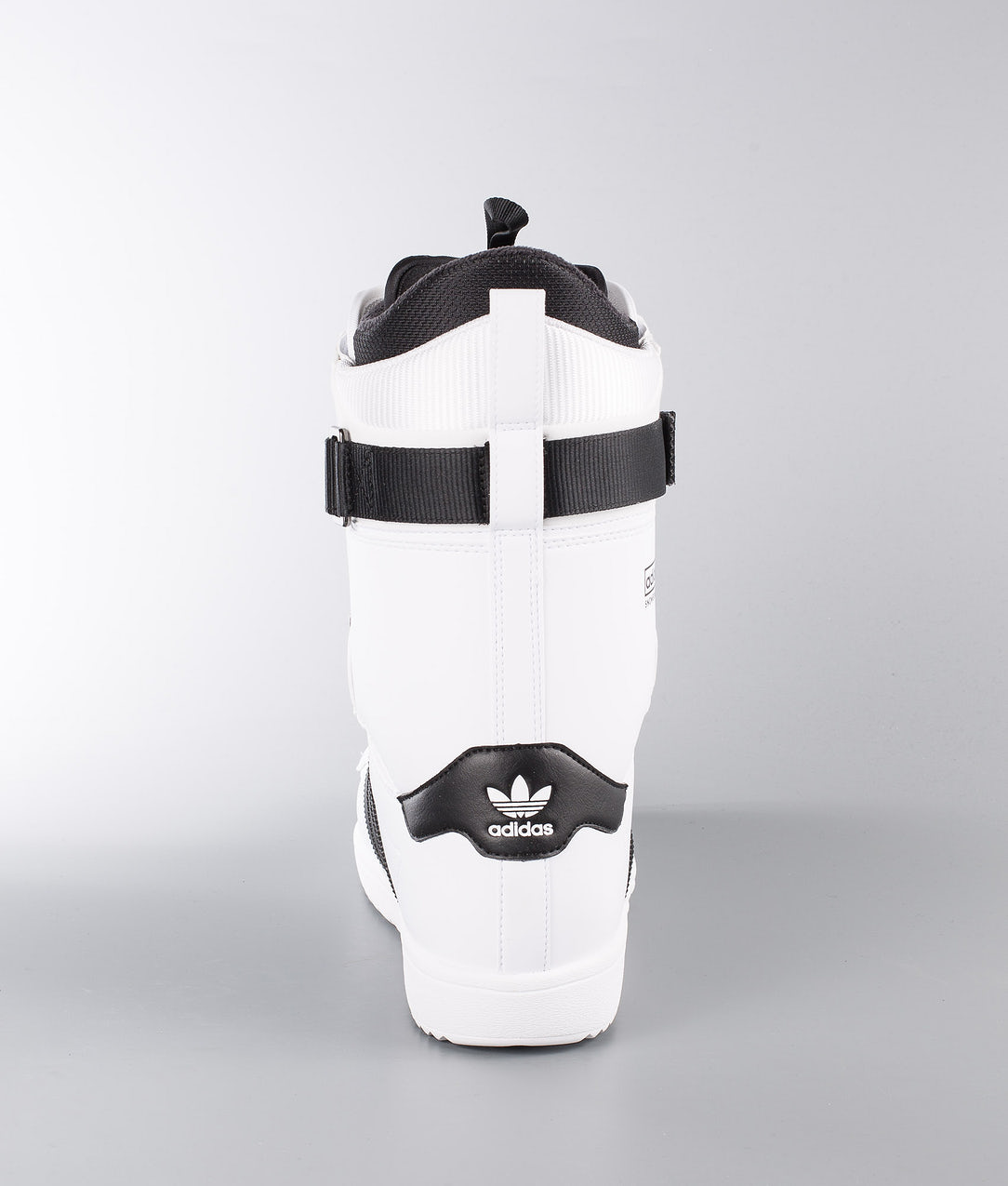 on sale f41bc 8a296 Adidas Snowboarding Superstar Adv Snowboard Boots Ftwr White/Core  Black/Ftwr White