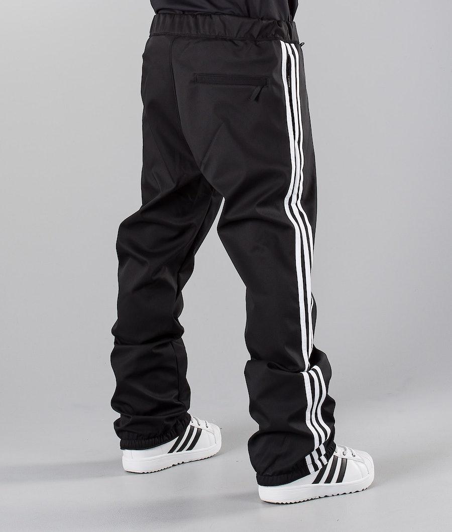 Adidas Snowboarding Lazymanpant Pantalon de Snowboard Black/White