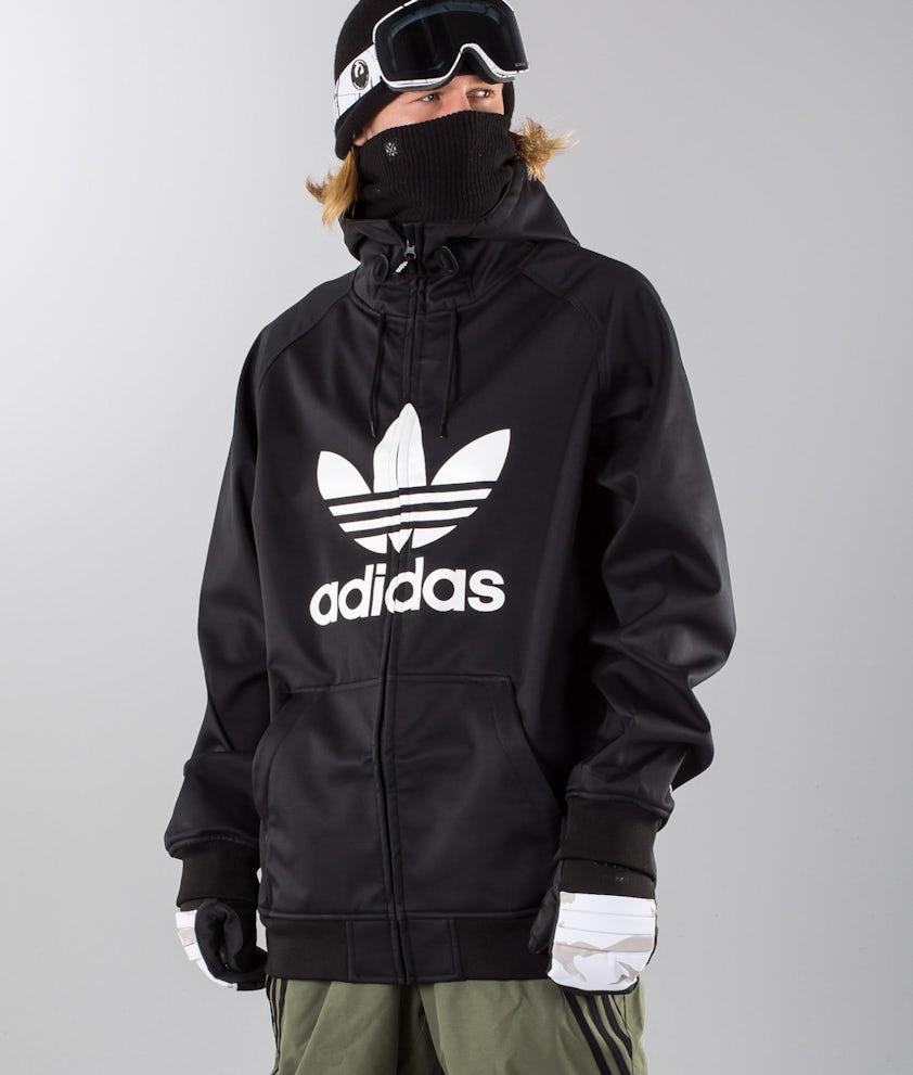 Adidas Snowboarding Greeley Giacca da Snowboard Black/White