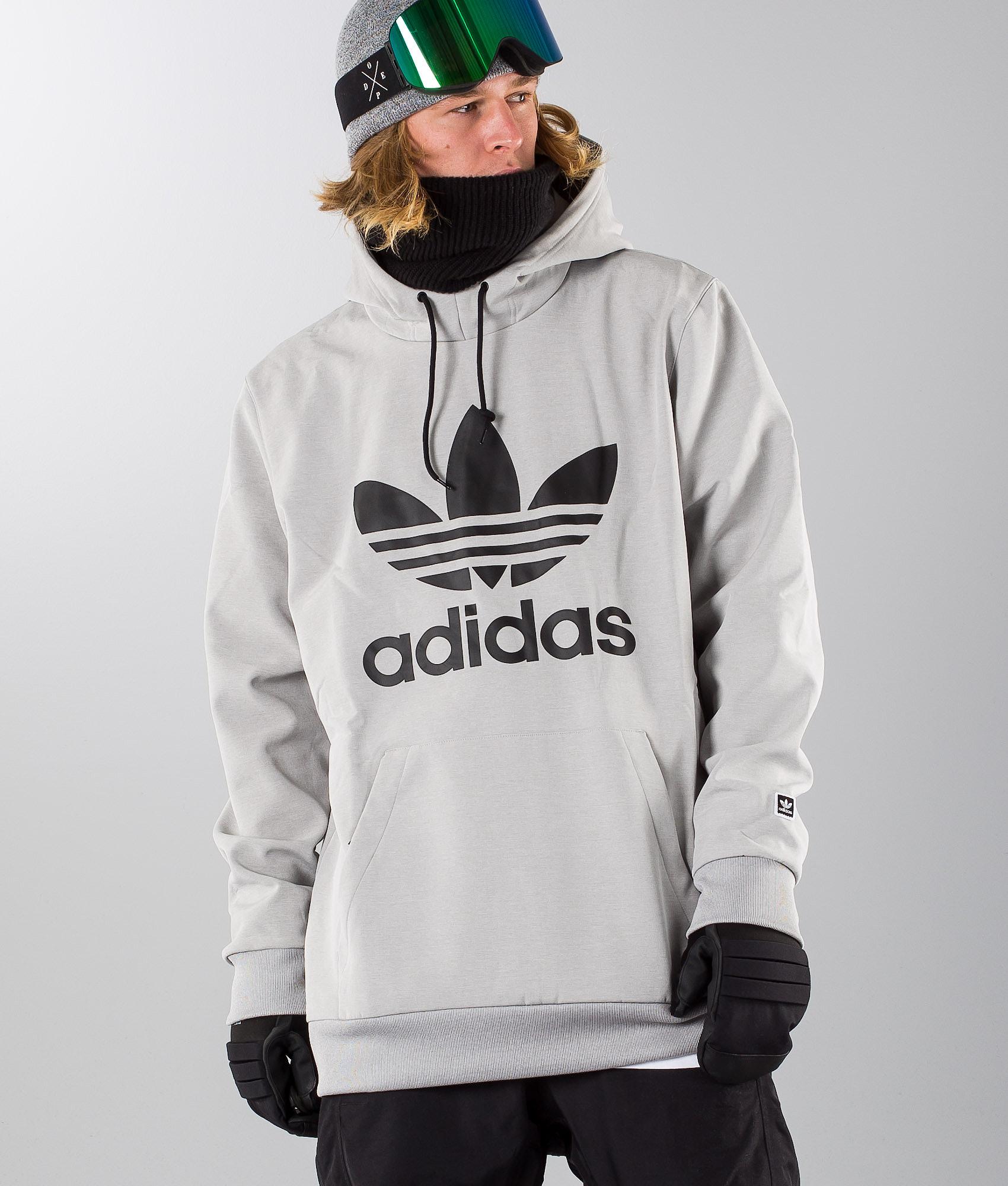 8ddd16010e56 Adidas Snowboarding Team Tech Snowboard Jacket Medium Grey Heather ...