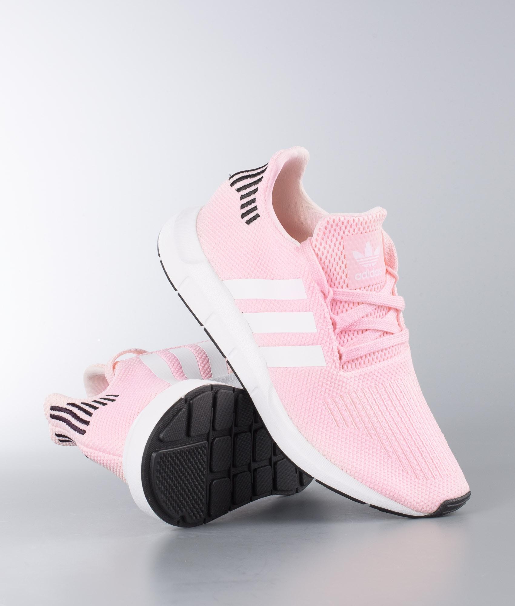 Adidas Originals Swift Run W Shoes Ice Pink Ftwr White Core Black