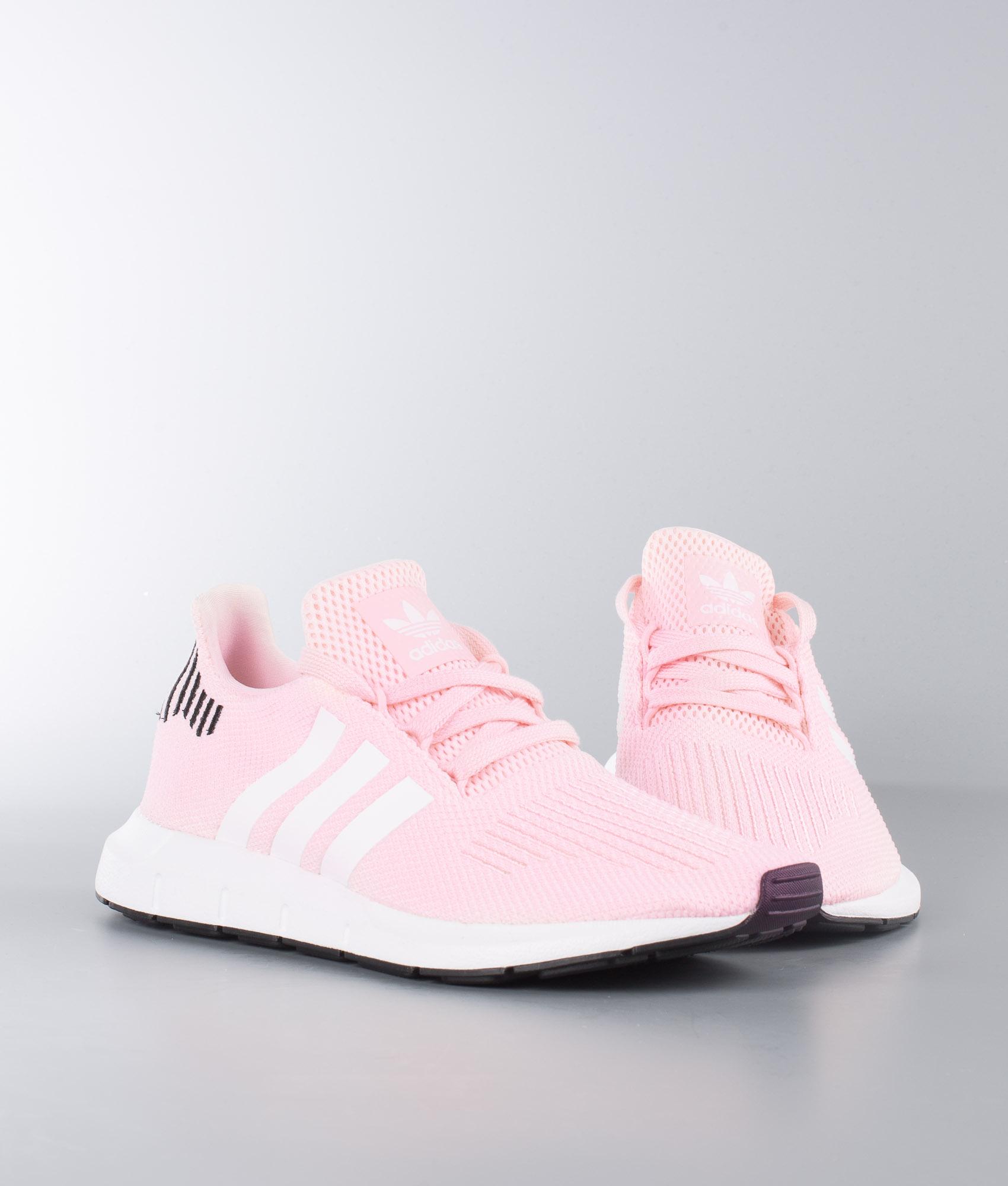 Schuhe Ice Pinkftwr Swift W Black Whitecore Run Adidas Originals OTPuikXZ