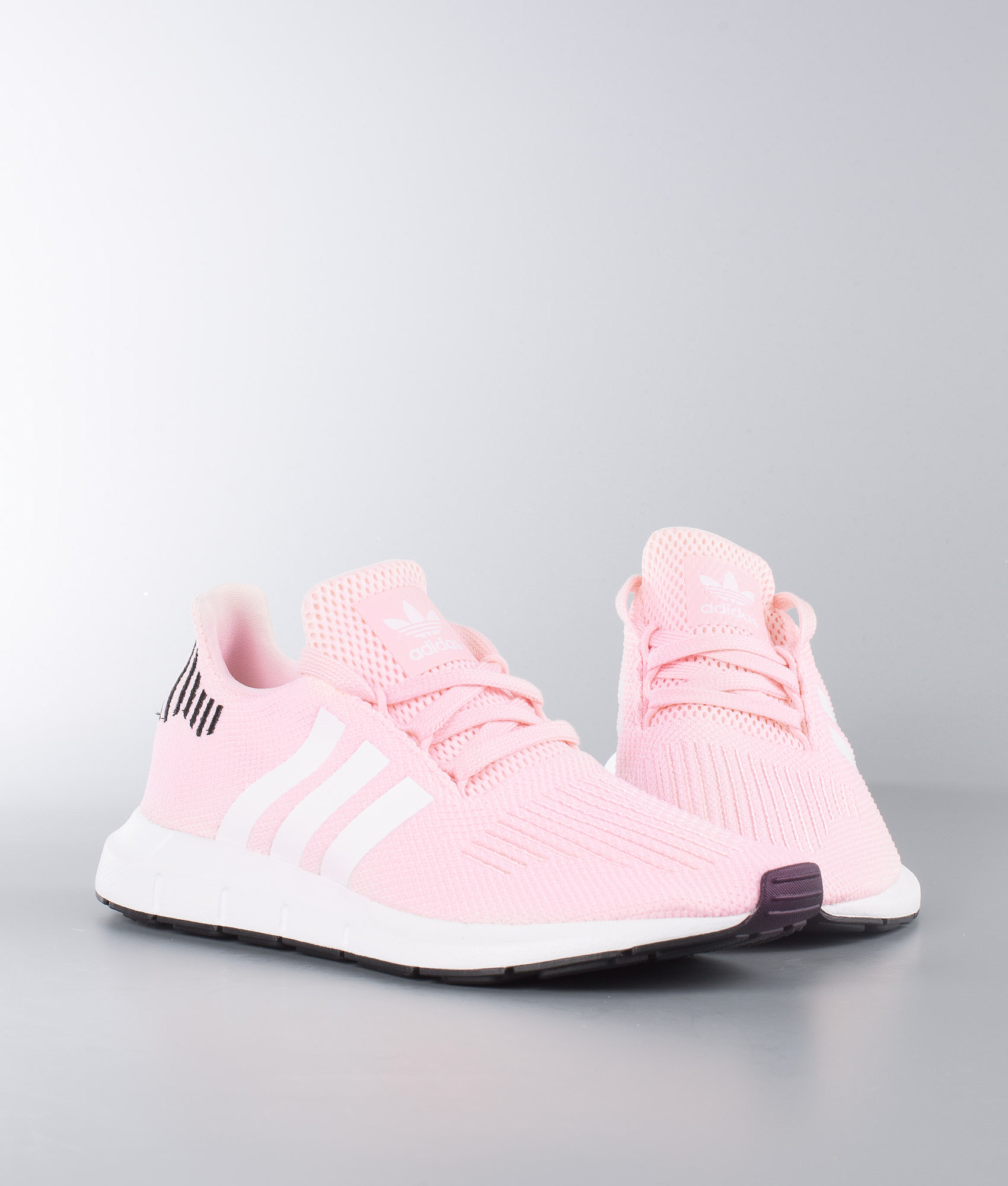 f37153582834a Adidas Originals Swift Run W Shoes Ice Pink Ftwr White Core Black ...