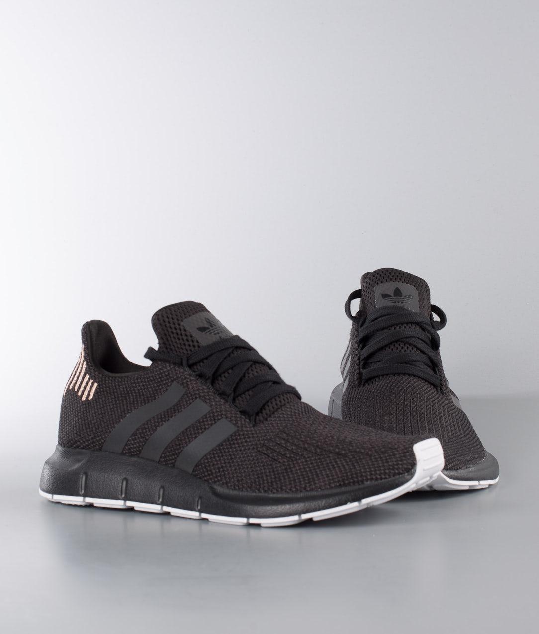 new product 9e545 5ea4d Adidas Originals Swift Run W Schuhe Core Black/Carbon/Ftwr White