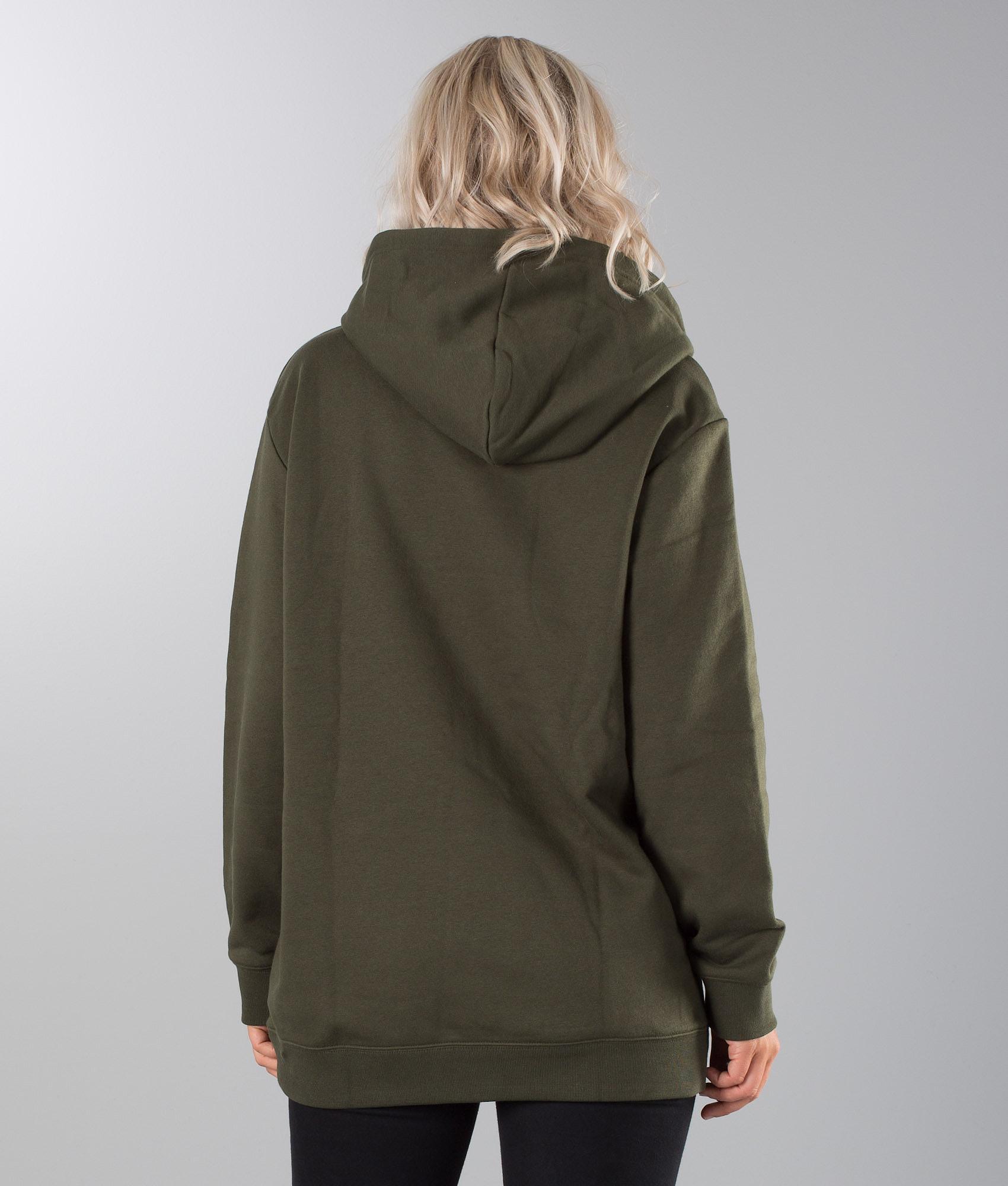 Adidas Originals Boyfriend Trefoil Hood Night Cargo - Ridestore.com 770ab535e4
