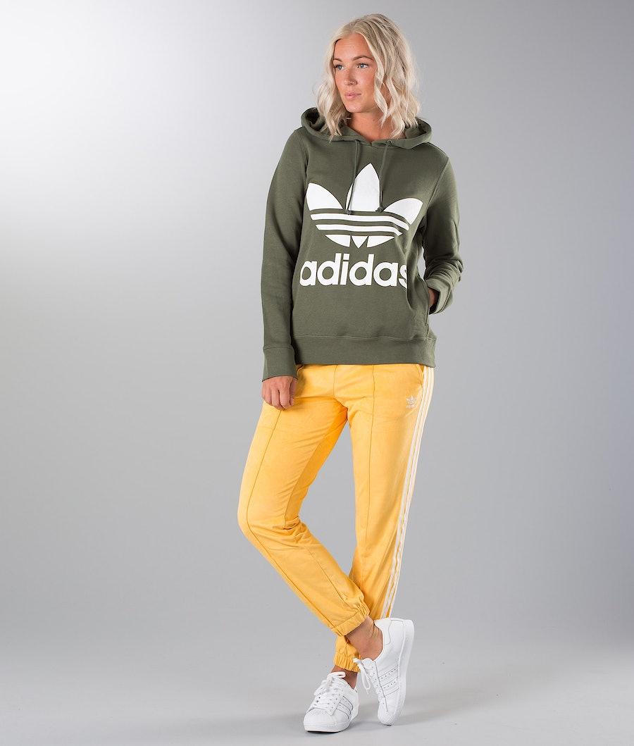 Adidas Originals Trefoil Hood Dam Base Green