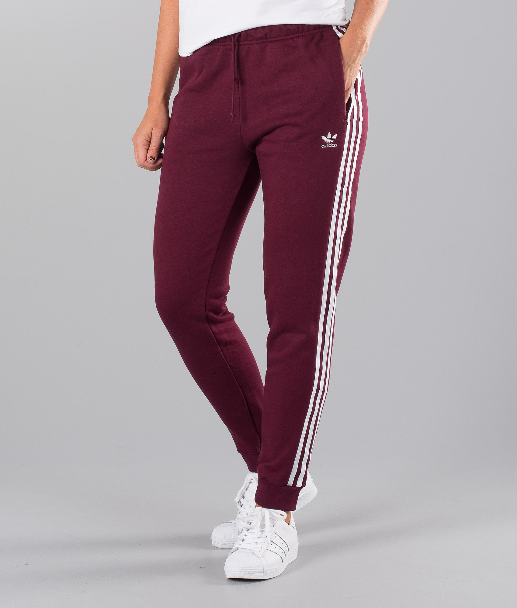 b565487277 Adidas Originals Sst Tp Pants Black - Ridestore.com