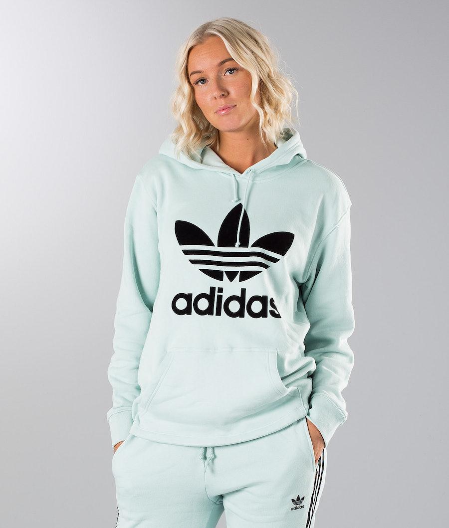 Adidas Originals Os Hoodie Ash Green S18