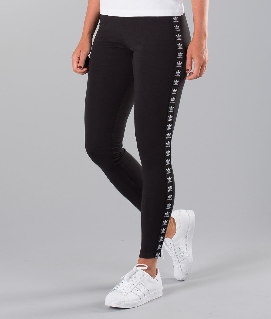 Adidas Originals Trefoil Leggings Black