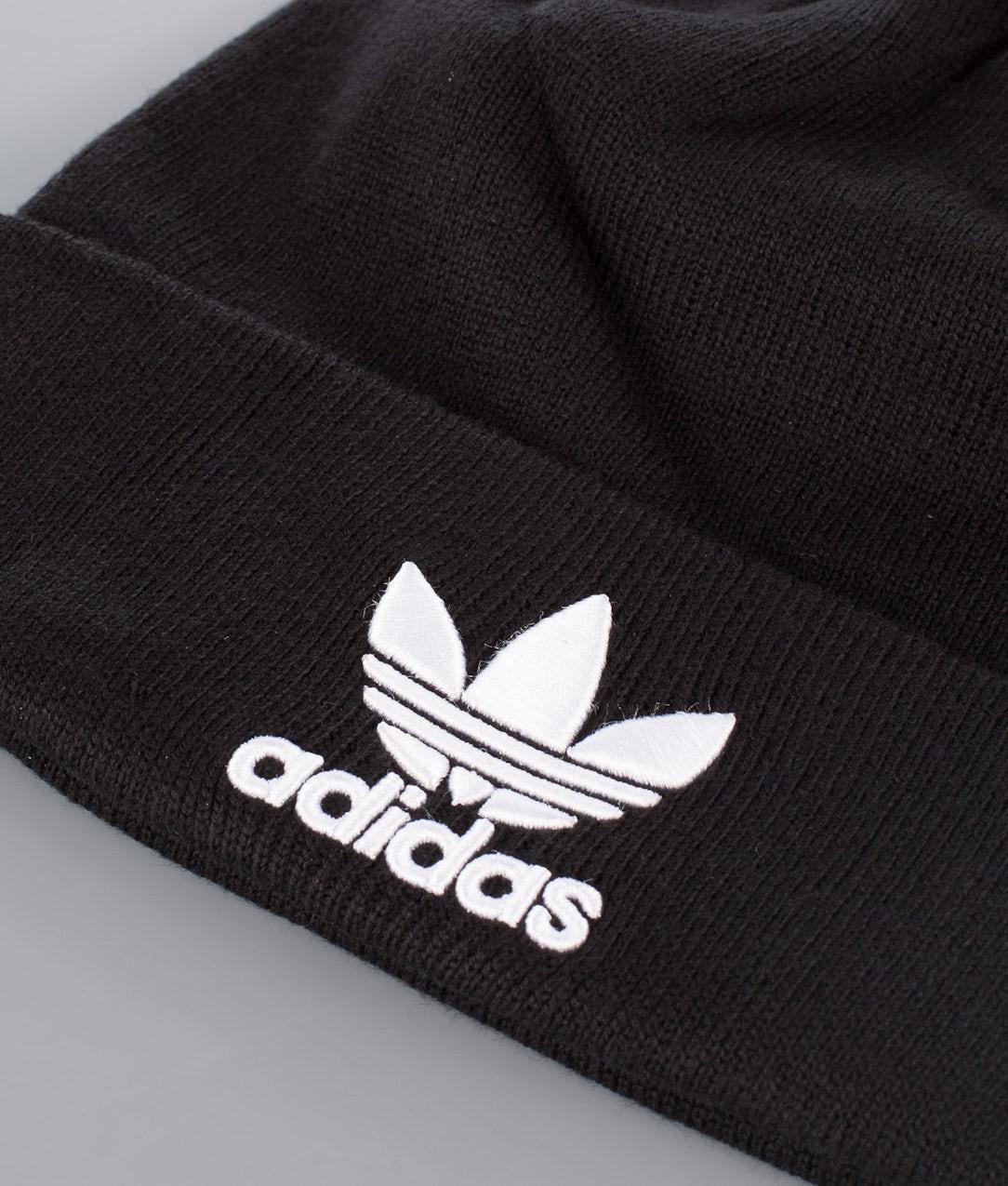 brand new cf308 f1222 Adidas Originals Trefoil Berretto Black