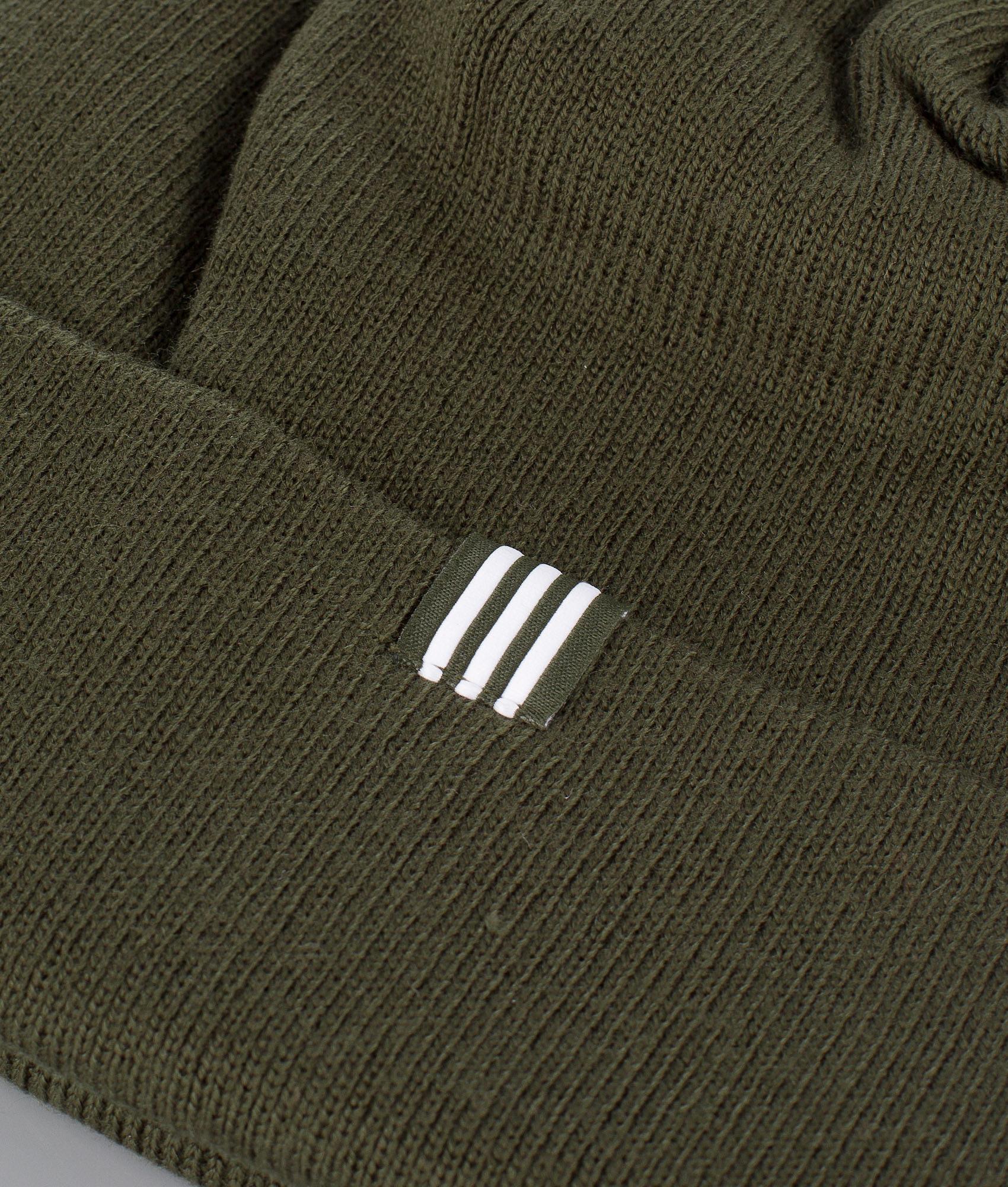 Adidas Originals Trefoil Mütze Night Cargo - Ridestore.de 66a3fa34c117