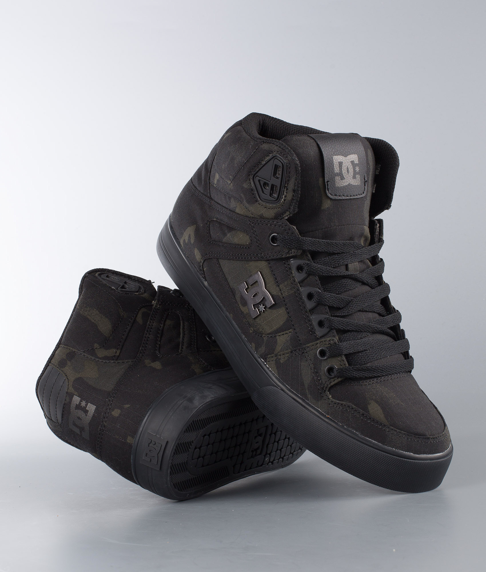 8bb916e88c DC Pure High-Top Wc Tx Se Shoes Camo - Ridestore.com