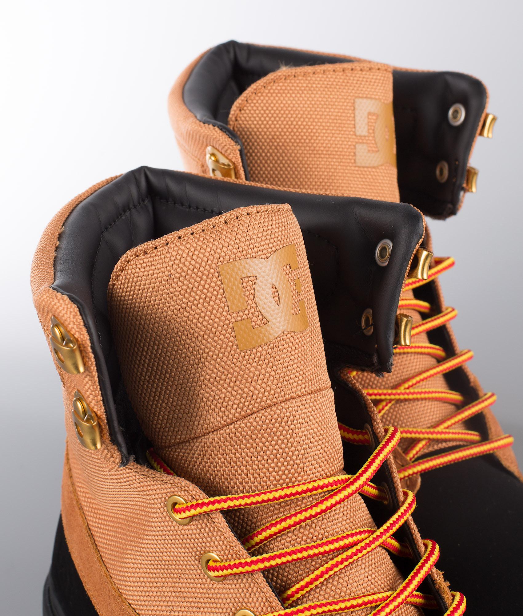be2ea6ecac85 DC Uncas Tr Shoes Black/Wheat - Ridestore.com