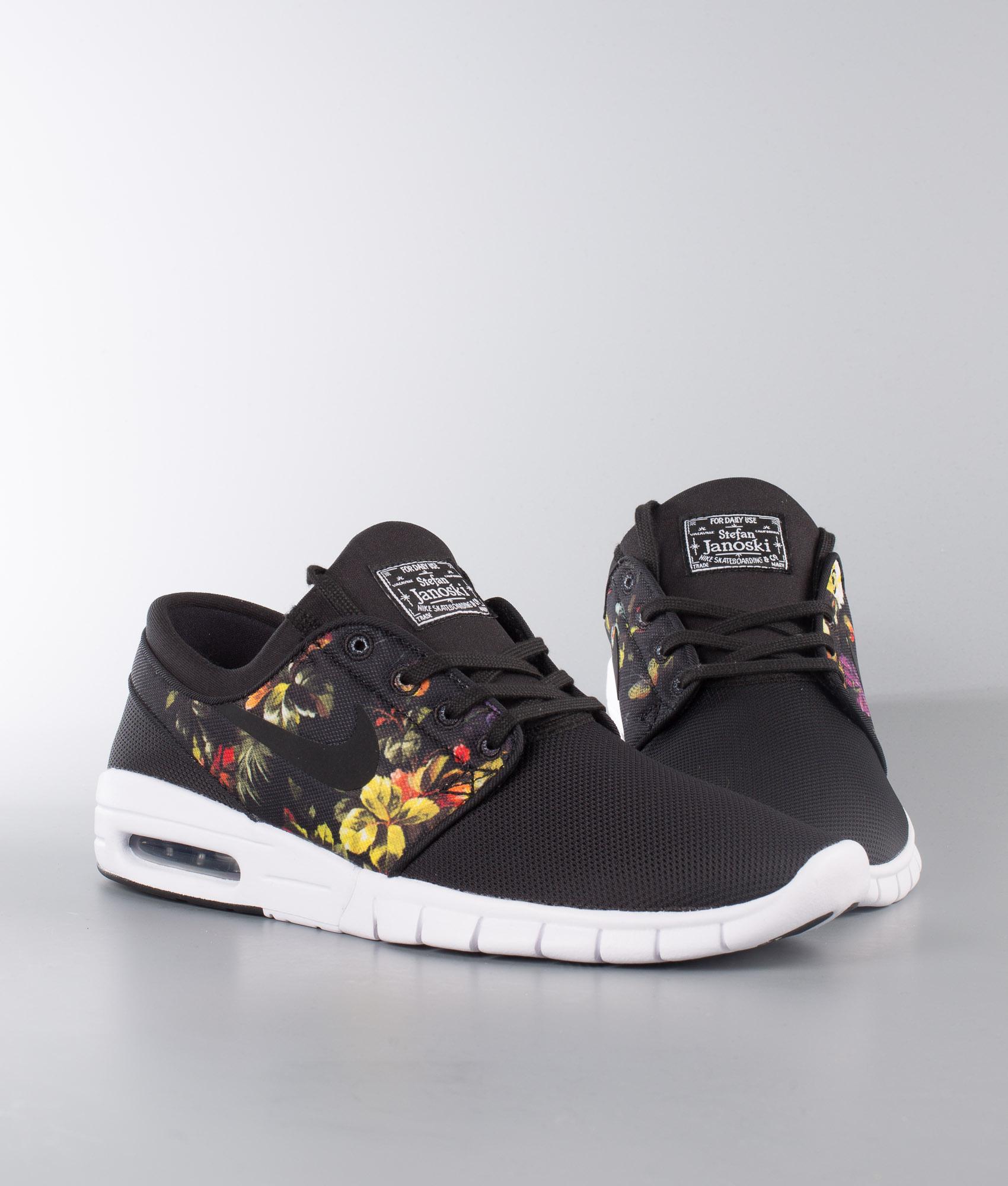 Janoski Multi Stefan Max Schuhe Color Blackblack Nike tsQCrhd