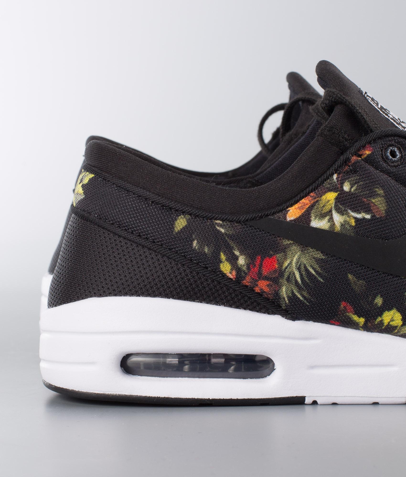 Nike Stefan Janoski Max Shoes BlackBlack Multi Color