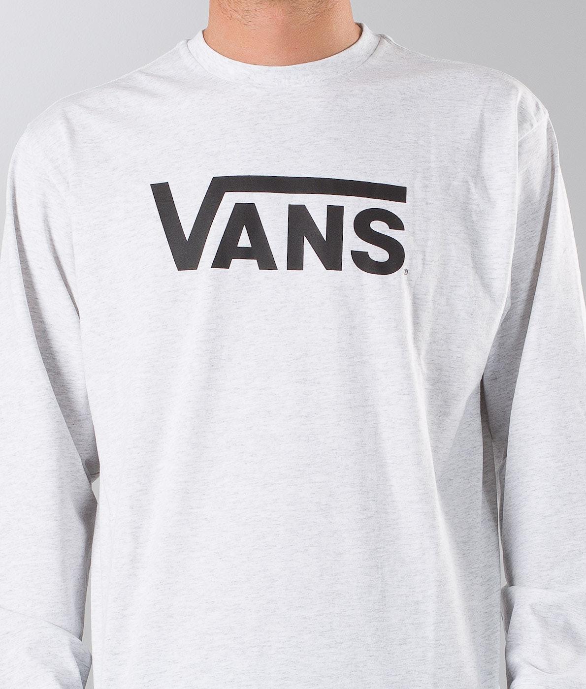 ad2ee583 Vans | Vans Classic de chez Longsleeve Ash Heather-Black | Ridestore.fr