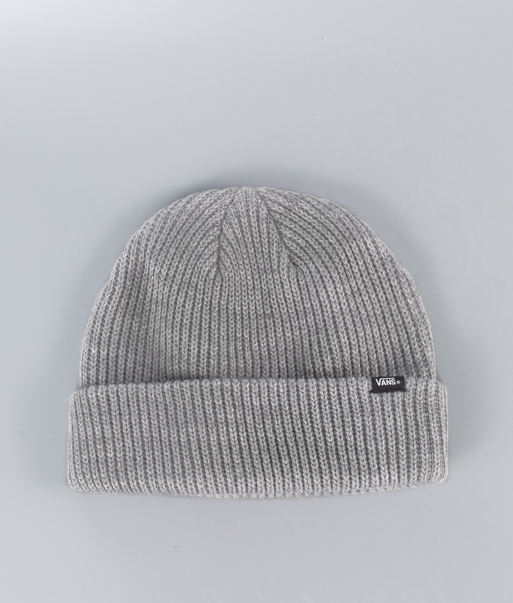 350a2da7e857e Vans Core Basics Beanie Heather Grey - Ridestore.com