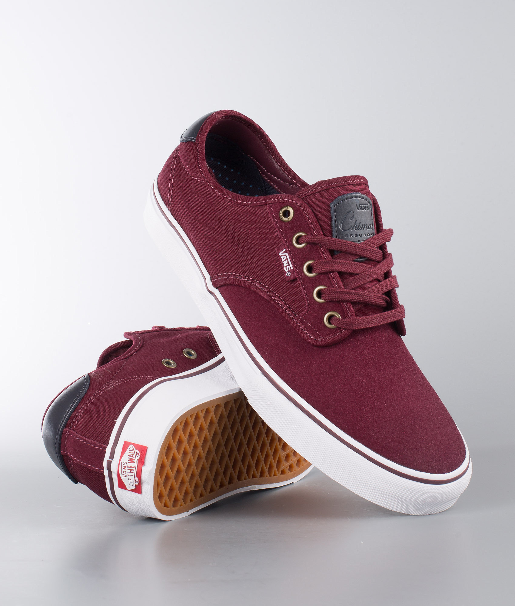 f012e0167f37d1 Vans Chima Ferguson Pro Shoes Port Royale Parisian Night - Ridestore.com
