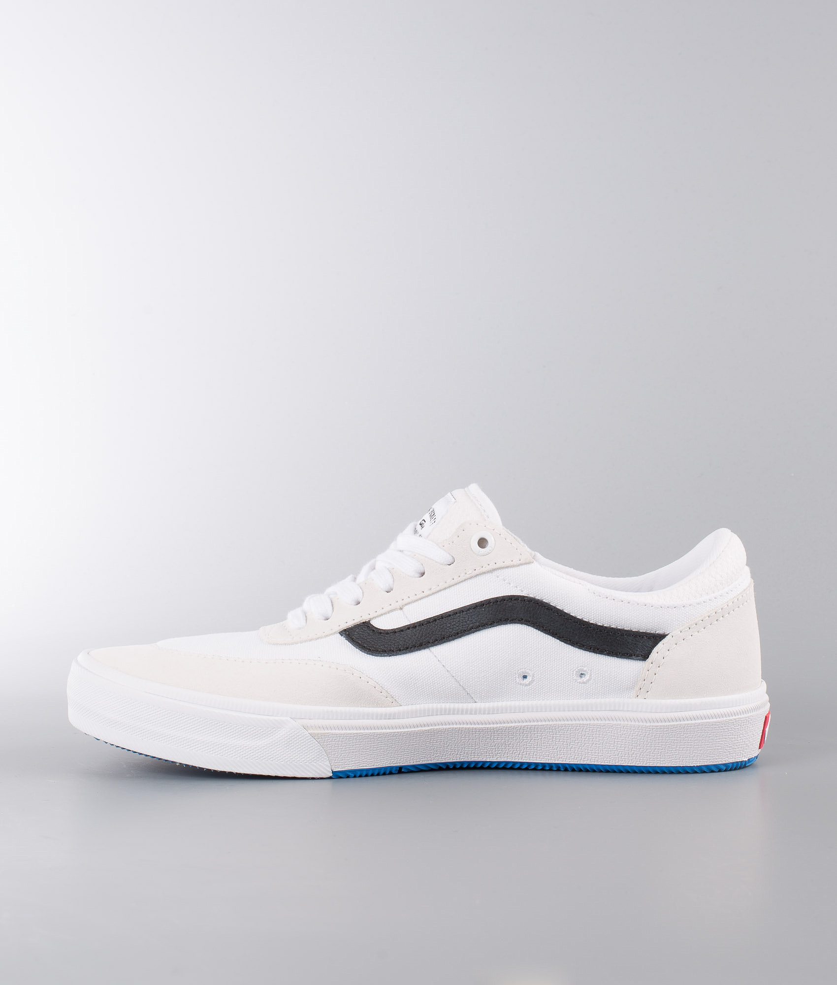 3ffc6de842 Vans Gilbert Crockett 2 Pro Shoes True White Black - Ridestore.com