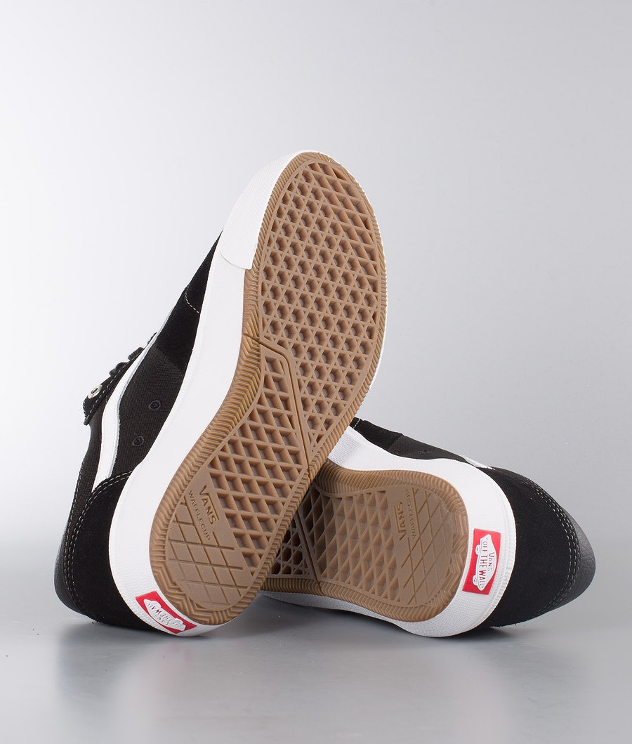 Vans Gilbert Crockett 2 Pro Sko Black/White