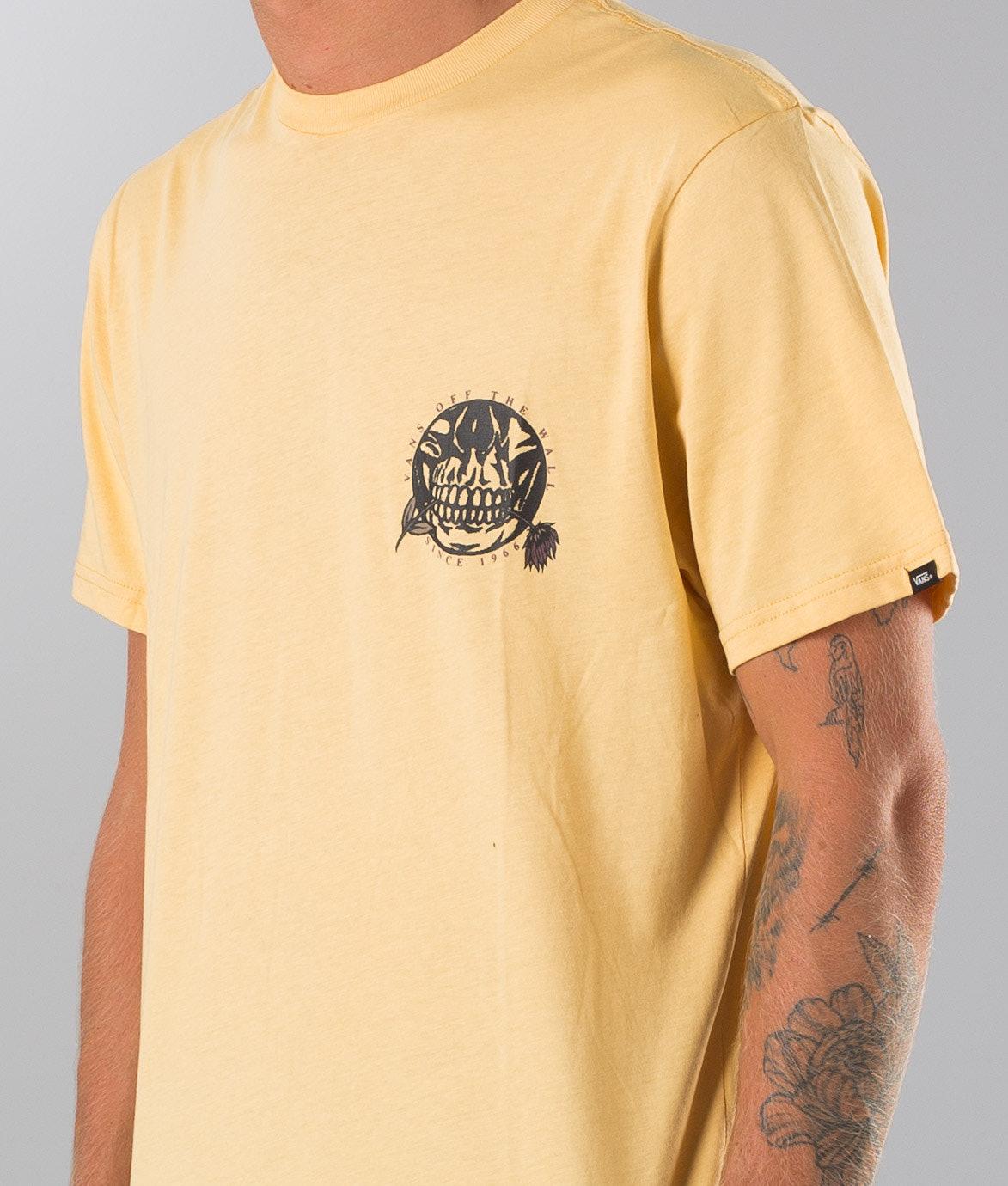 decc08545e Vans Pushing Up Daisies T-shirt New Wheat - Ridestore.com
