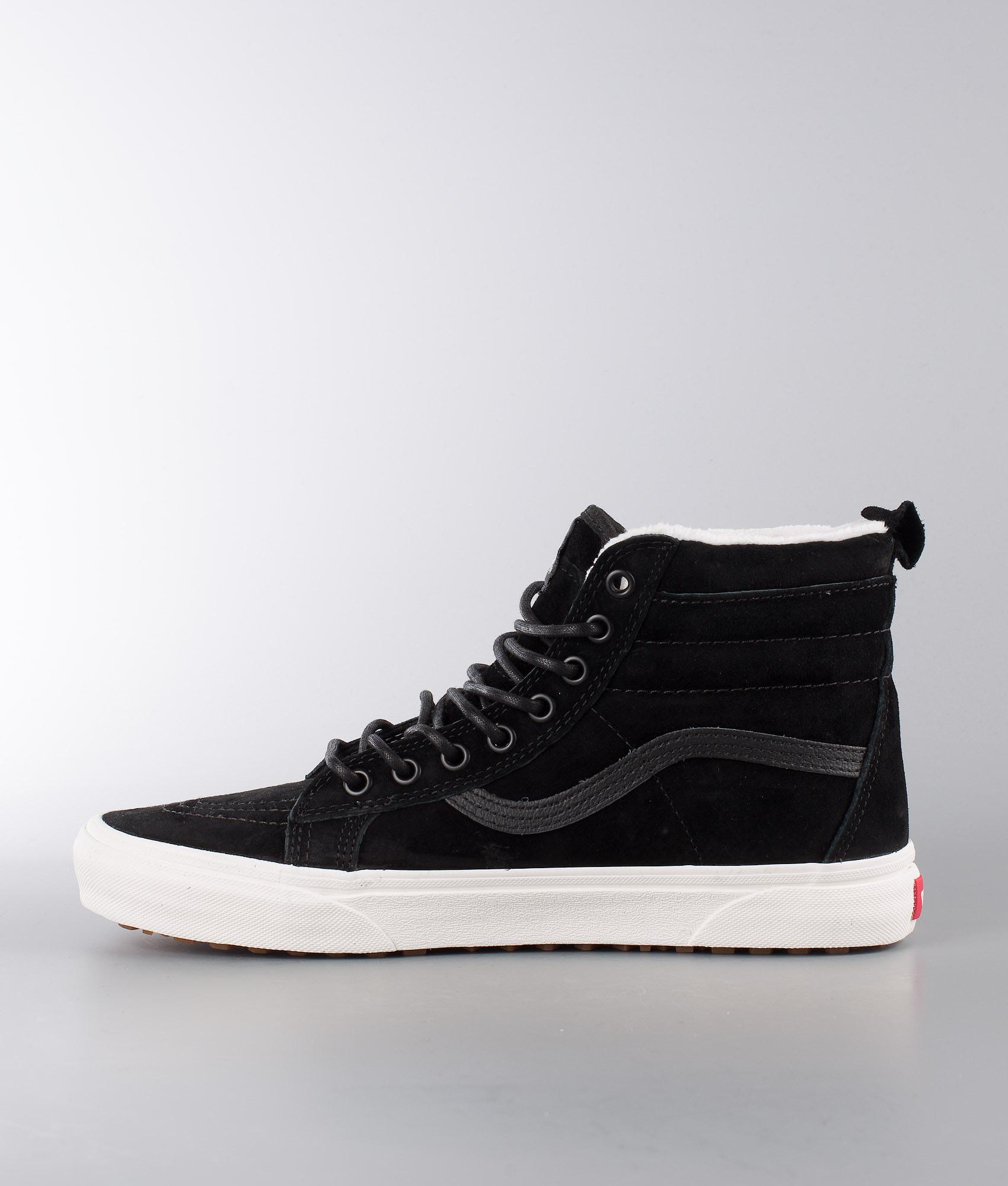 b443f8cef7d4 Vans Sk8-Hi Mte Shoes (Mte) Black Black Marshmallow - Ridestore.com