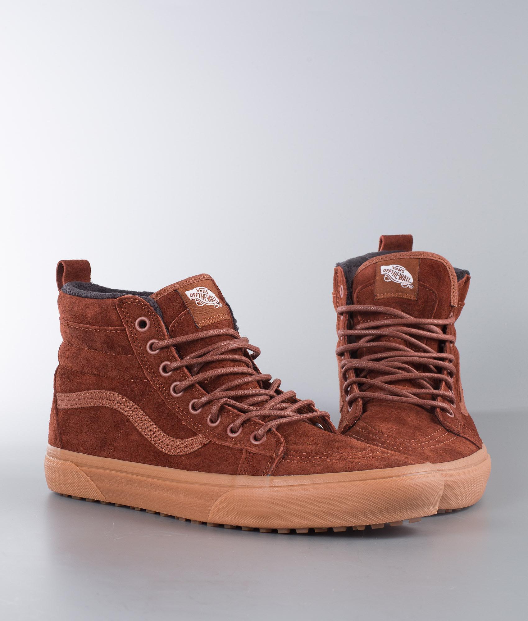 53324c0820d Vans Sk8-Hi Mte Shoes (Mte) Sequoia Gum - Ridestore.com
