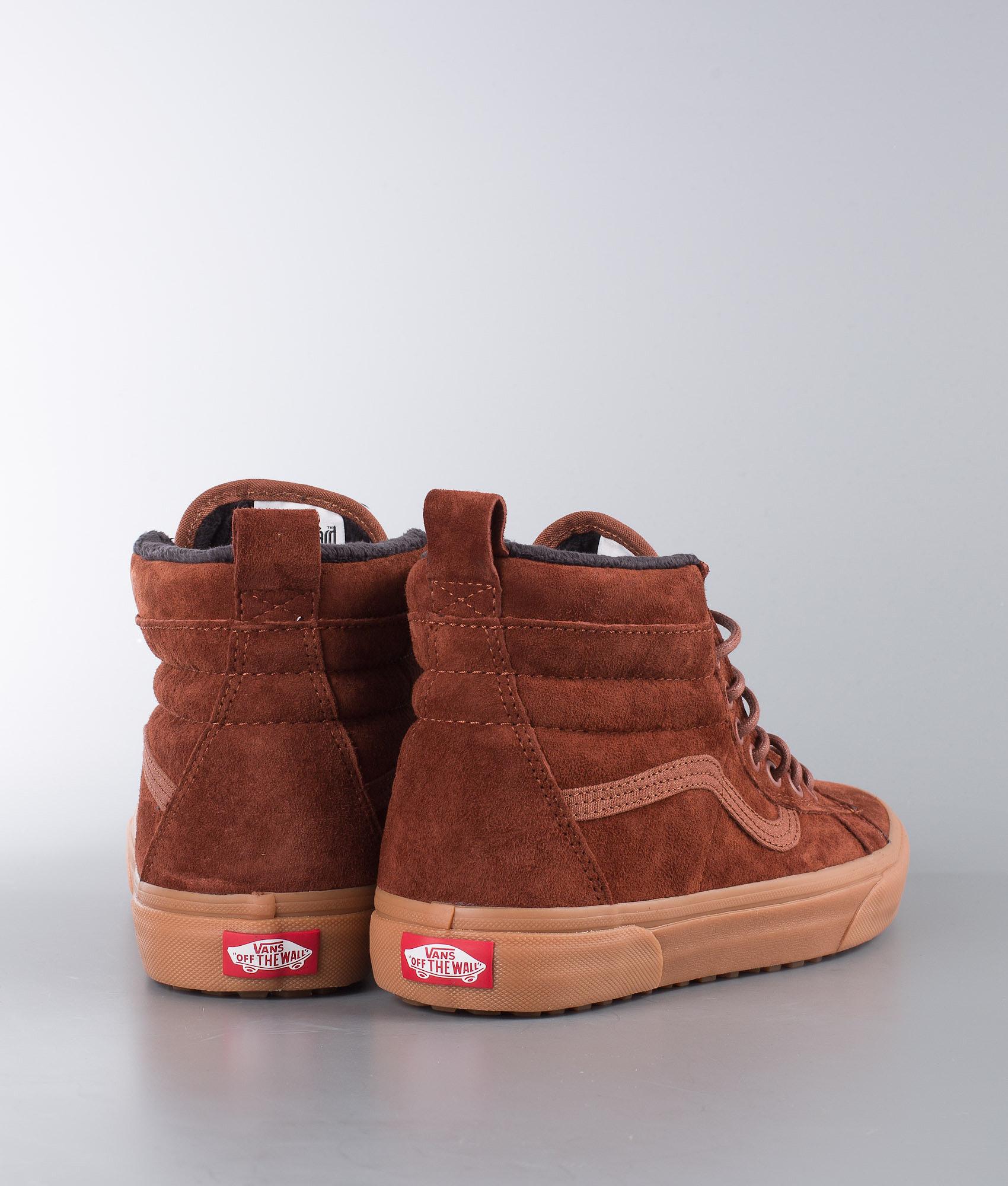 b11fd4d056e268 Vans Sk8-Hi Mte Shoes (Mte) Sequoia Gum - Ridestore.com