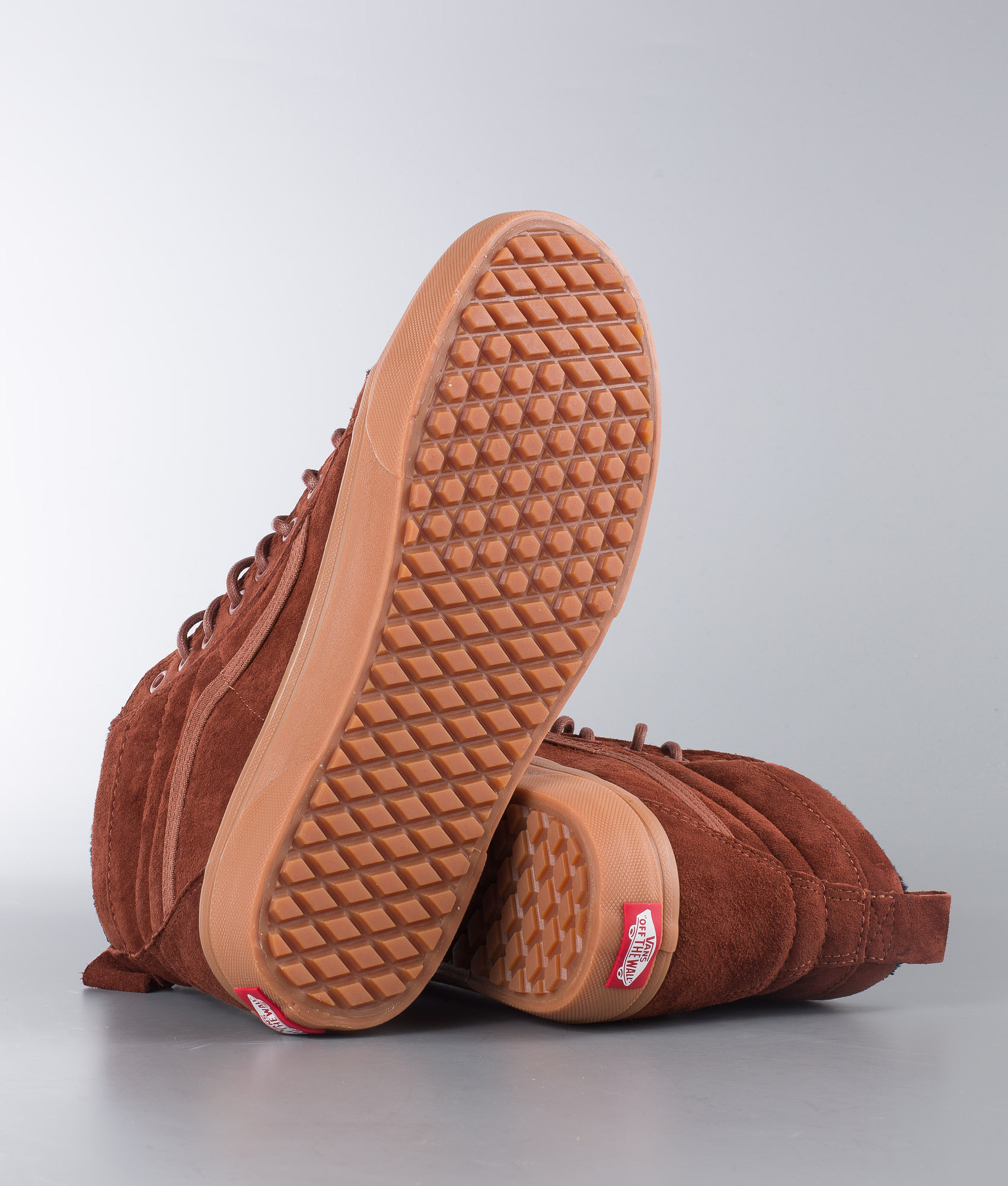 81d880a029fe9f Vans Sk8-Hi Mte Shoes (Mte) Sequoia Gum - Ridestore.com