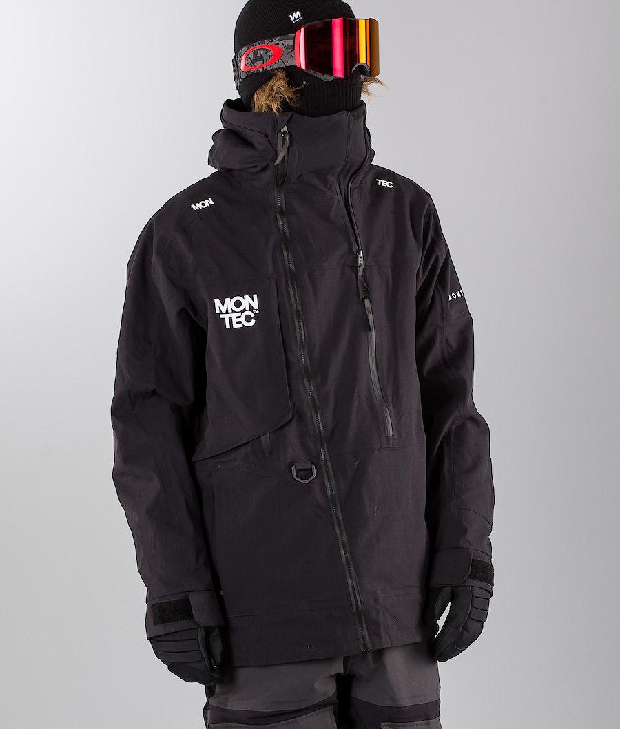 Montec Mount Snowboardjacka Black