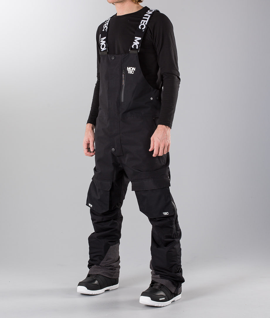 Montec Fawk Snow Pants Black