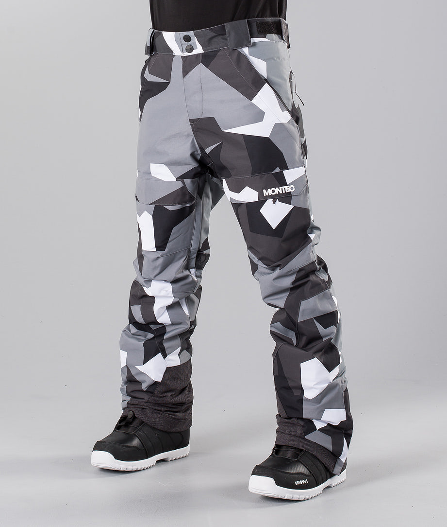 Montec Dune Snow Pants Artic Camo