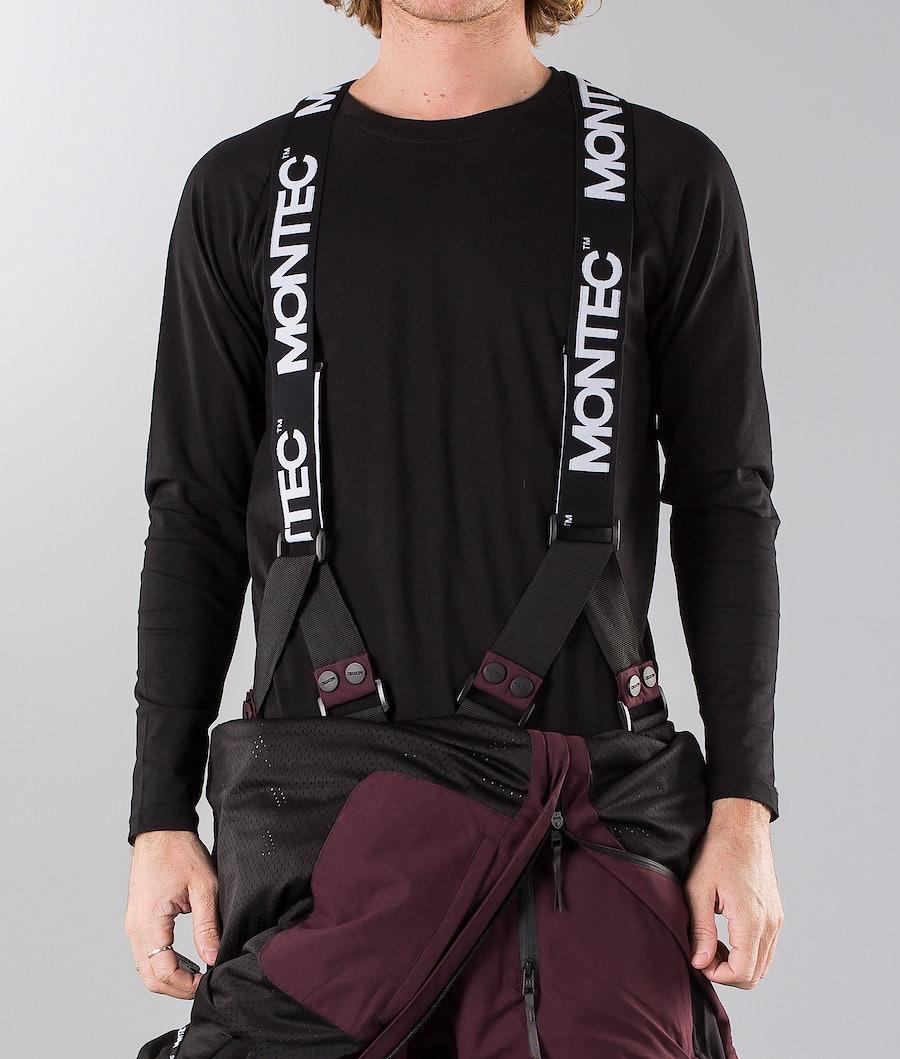 Montec Next Monosuit Purple