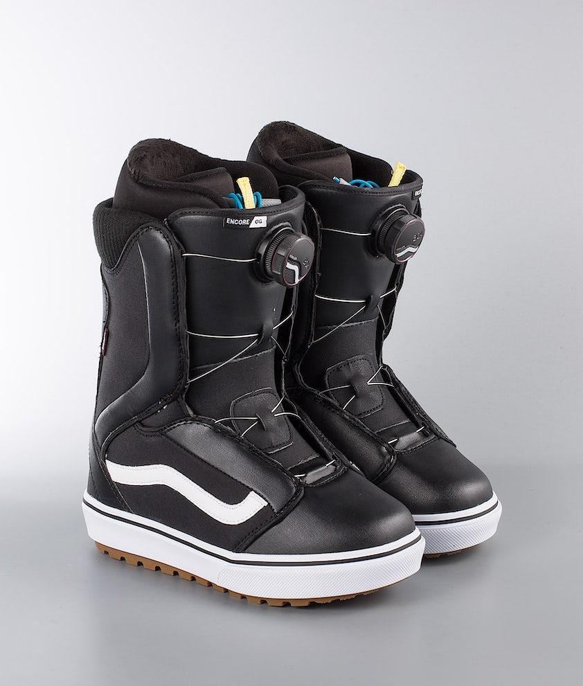 Vans Snowboarding Encore OG W Boots Black/White