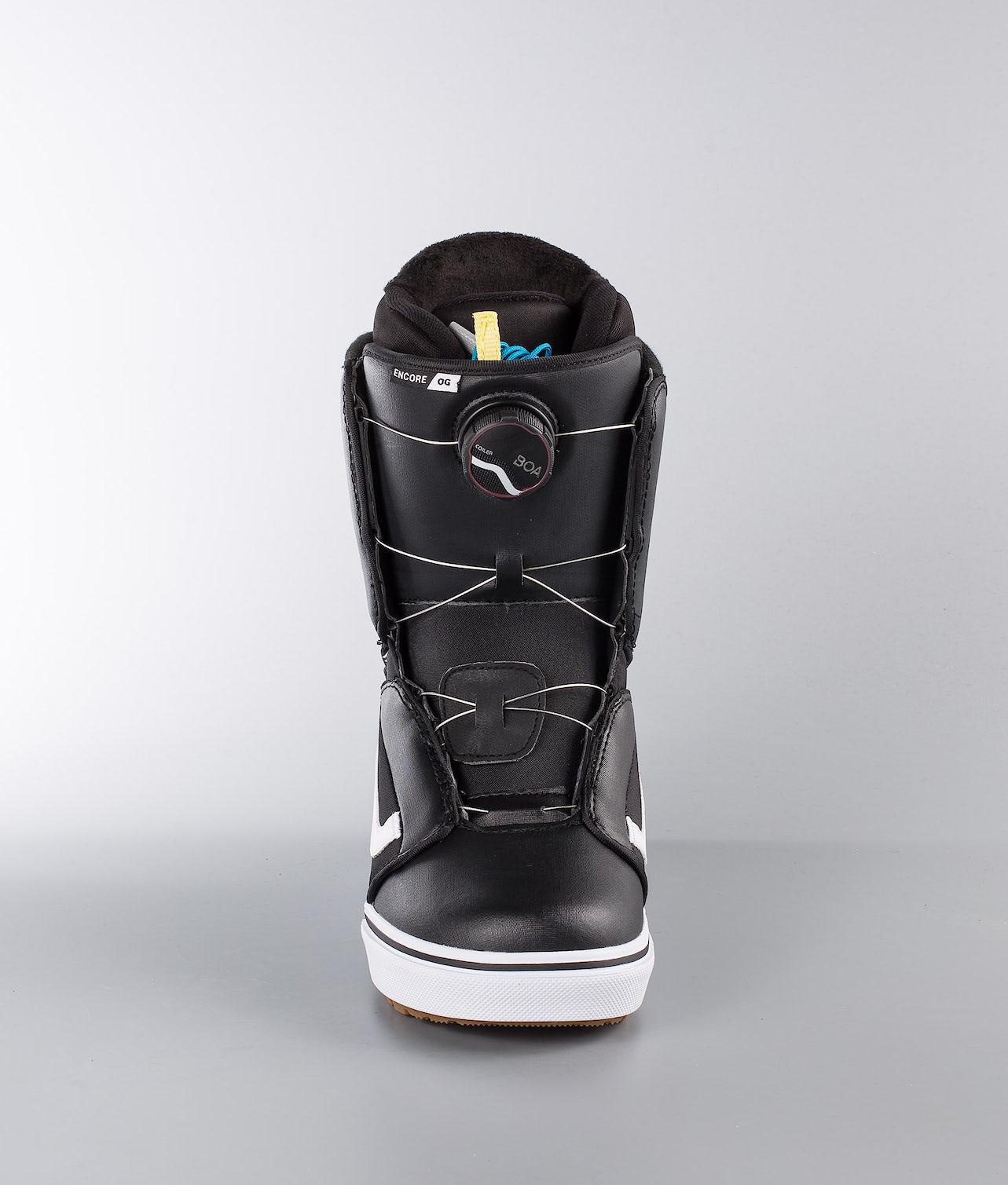 Kjøp Encore OG W Boots fra Vans Snowboarding på Ridestore.no - Hos oss har du alltid fri frakt, fri retur og 30 dagers åpent kjøp!