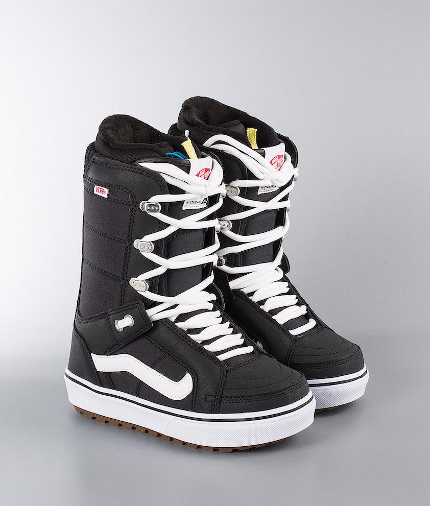 Vans Snowboarding Hi-Standard OG W Snowboard Boots Black/White