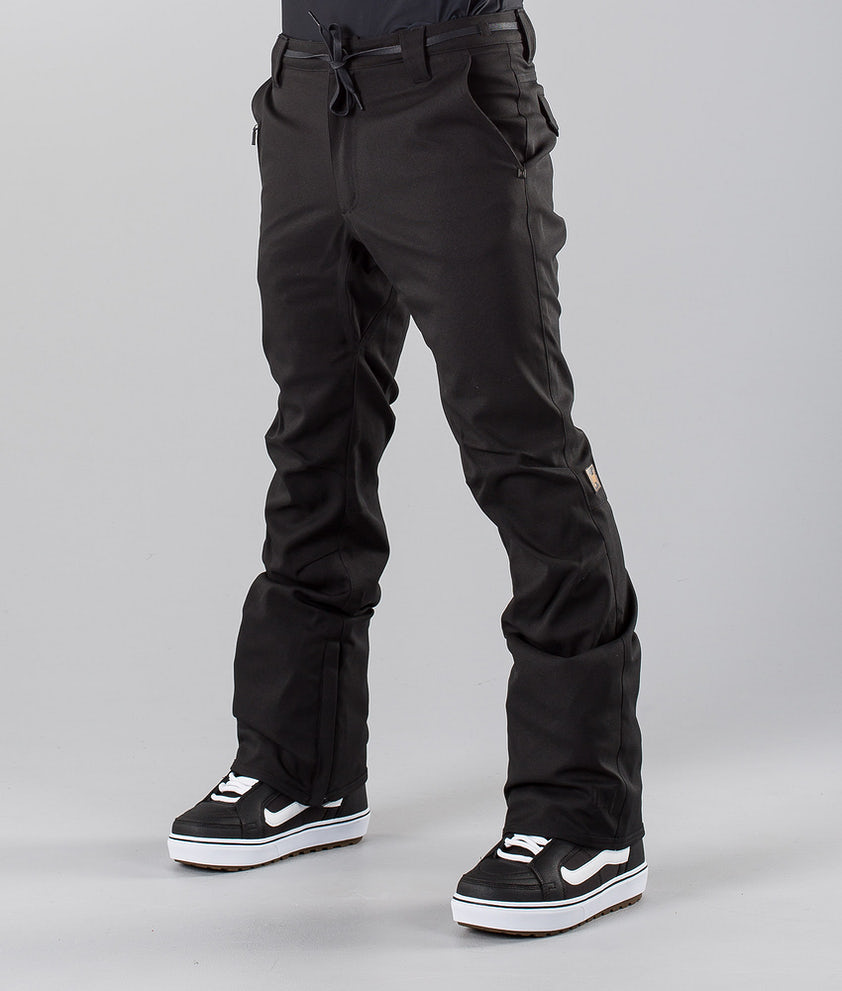 L1 Thunder Snow Pants Black