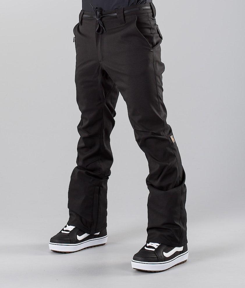L1 Thunder Snowboardbukse Black