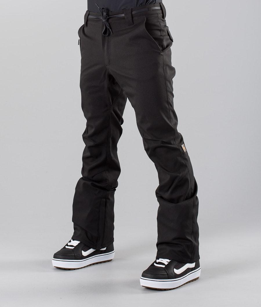 L1 Thunder Snow Pants Black
