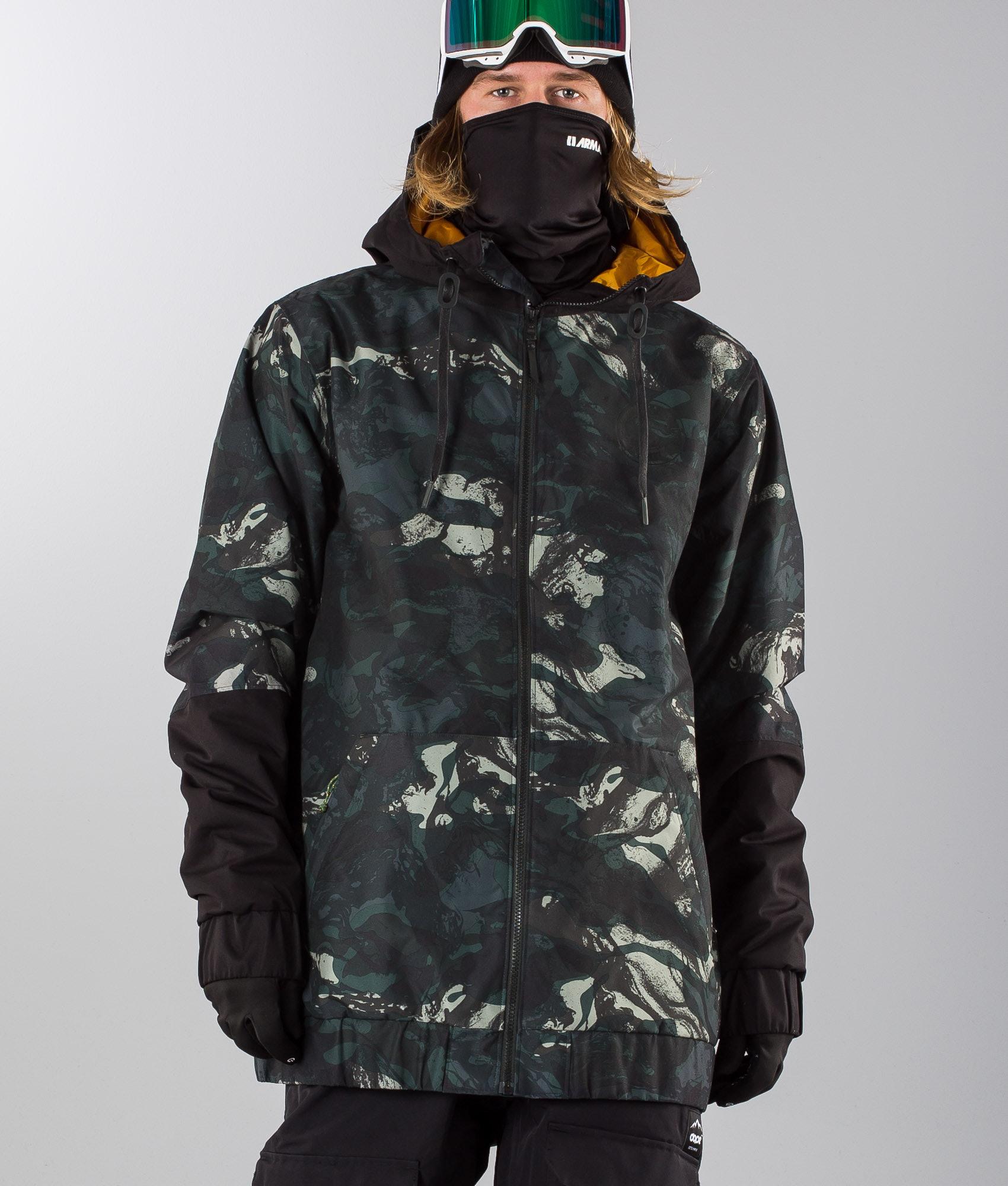 29f7ecaa74 Armada Baxter Insulated Ski Jacket Sediment - Ridestore.com